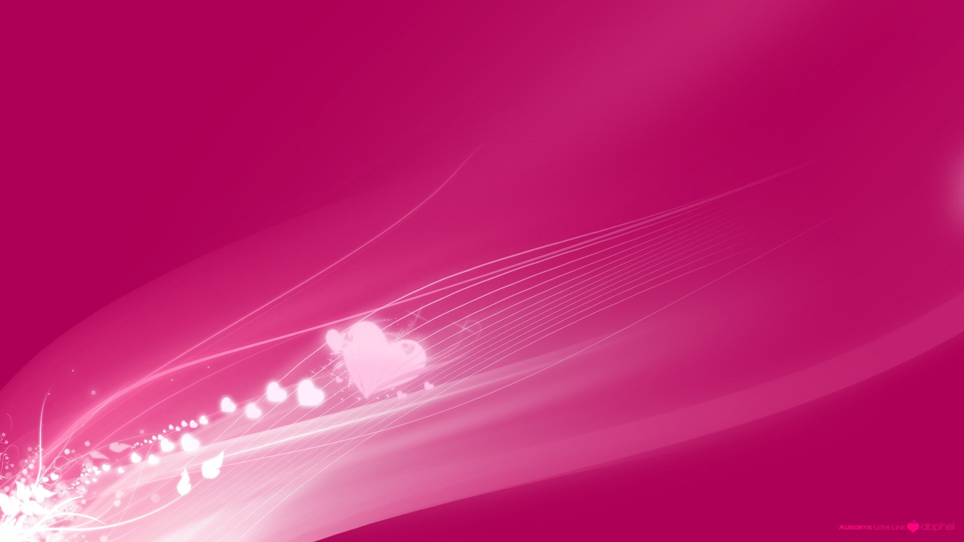 Pink Love Wallpaper: Love Pink Background