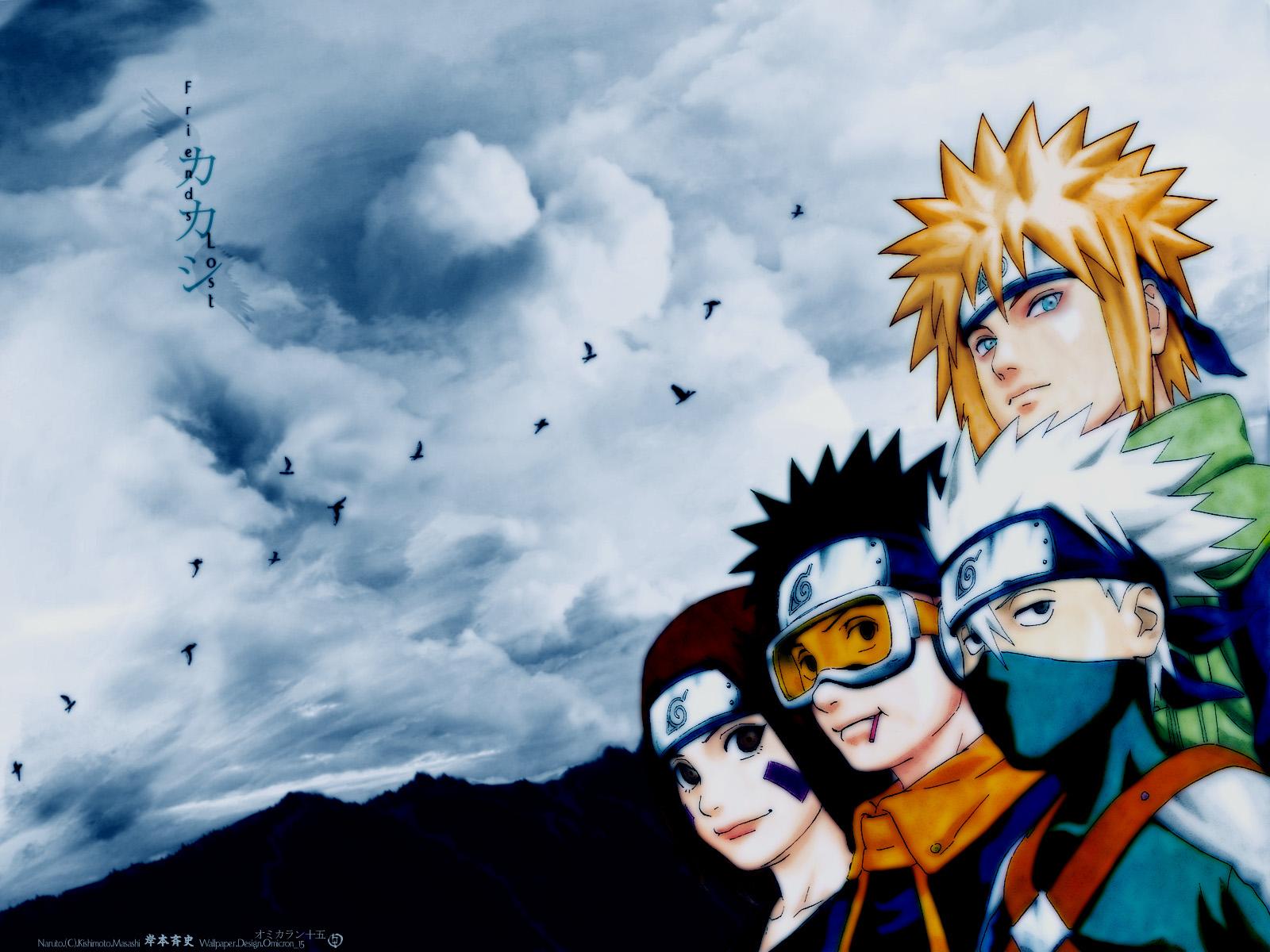 Naruto Shippuden HQ Wallpapers   Fondos de Pantalla HD Naruto 1600x1200