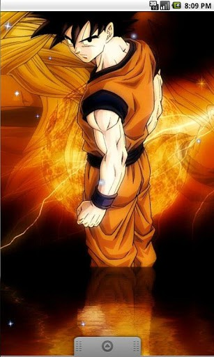 Goku Wallpaper Hd Iphone Son goku hd live wallpaper 4 0 307x512