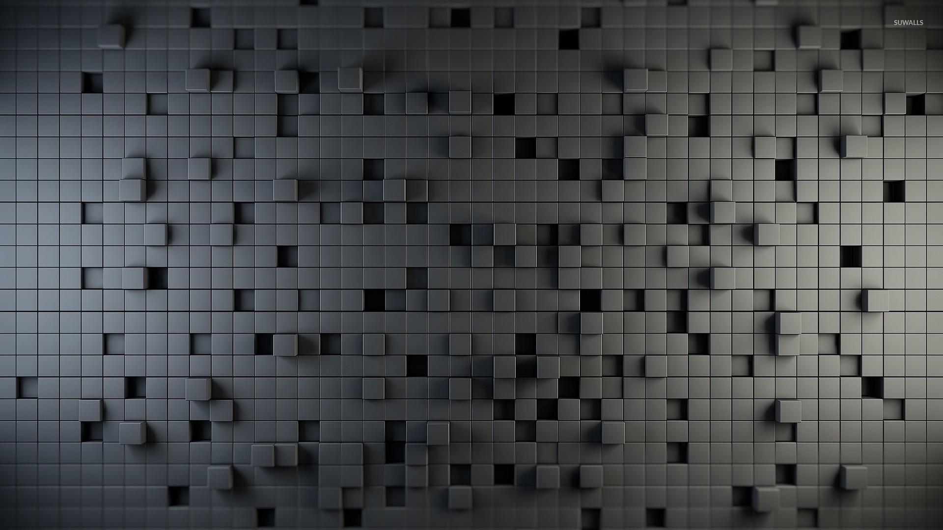 Cube wall wallpaper   3D wallpapers   9910 1920x1080