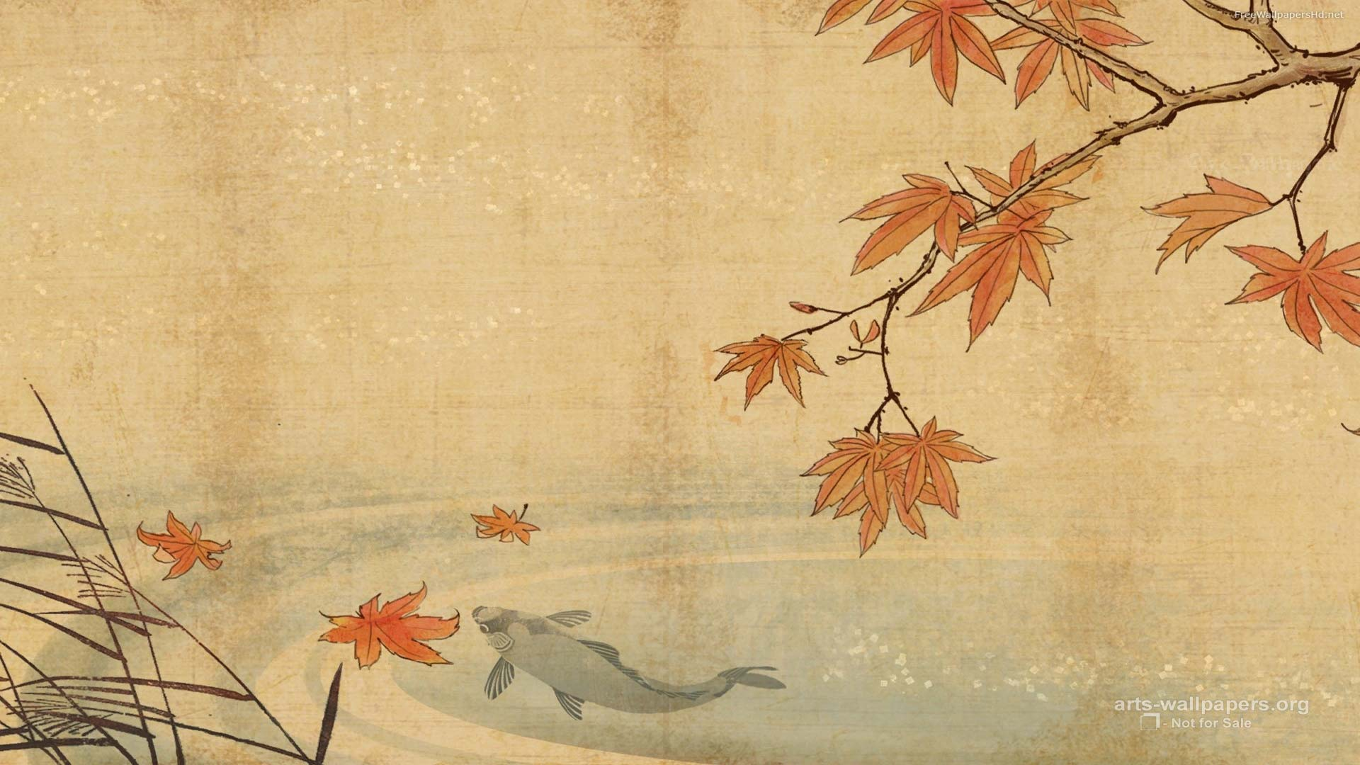 Chinese Painting Art Wallpapers Paintings Desktop Art Backgrounds 1920x1080