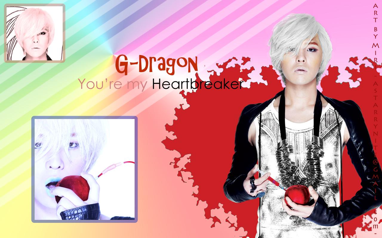 Dragon Heartbreaker GDragon Heartbreaker 1280x800