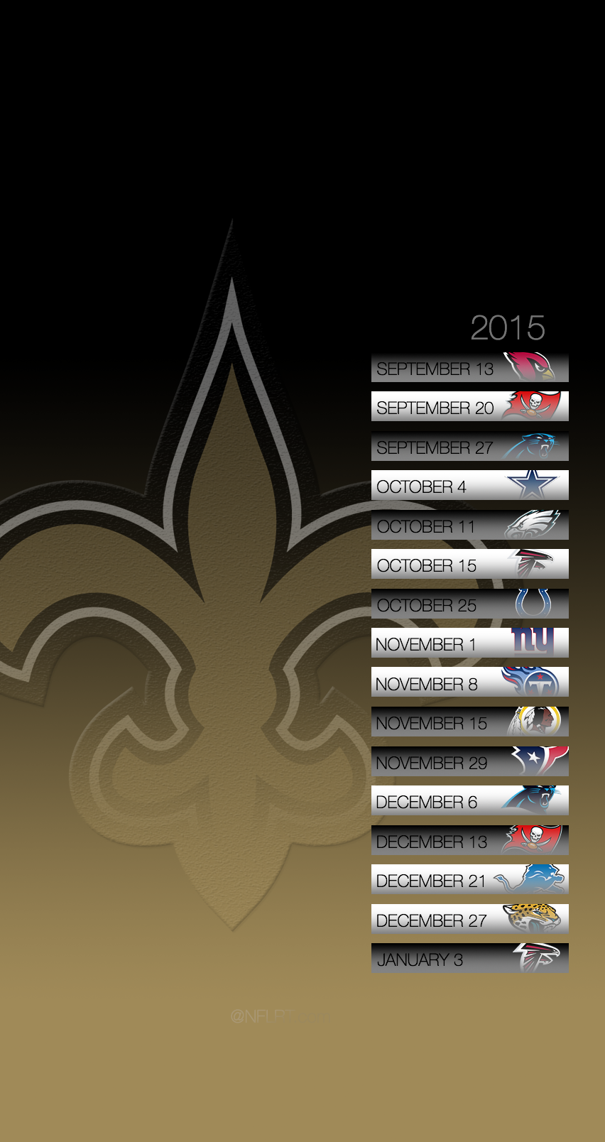2015 NFL Schedule Wallpapers   Page 6 of 8   NFLRT 852x1608