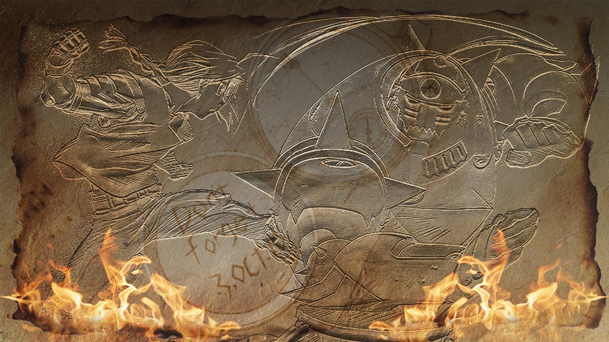 Fullmetal Alchemist Wallpaper HD by chrisScratch 1192x670