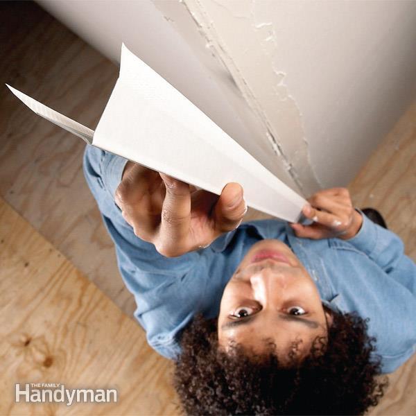 Drywall Installation The Family Handyman 600x600
