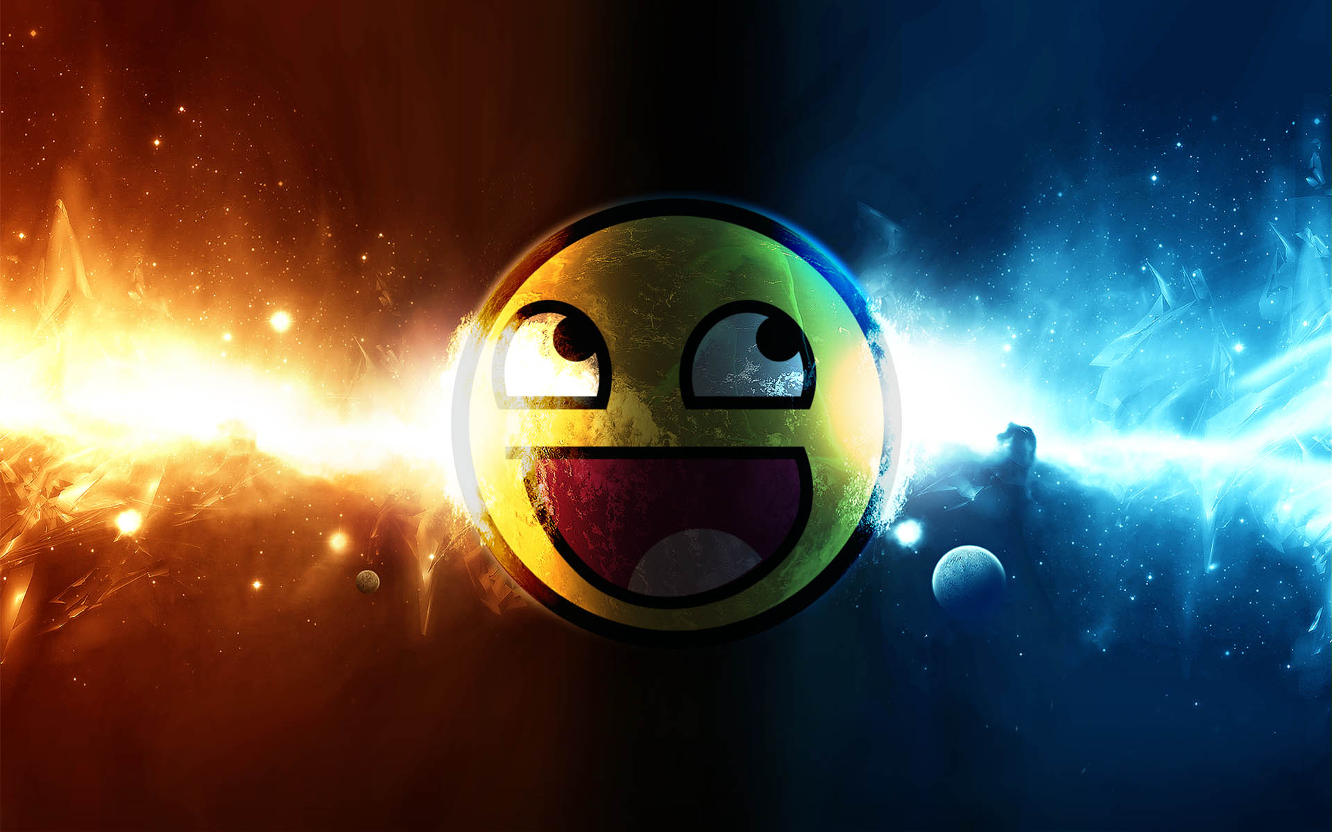 192 funny awesome smiley wallpaper 1920 x 1200 Wallpaper Widescreen 1920x1200