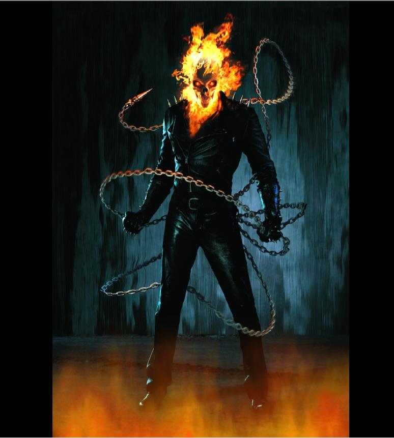 Ghost Rider Screensaver   Animated Wallpaper Torrent Downloads 774x861