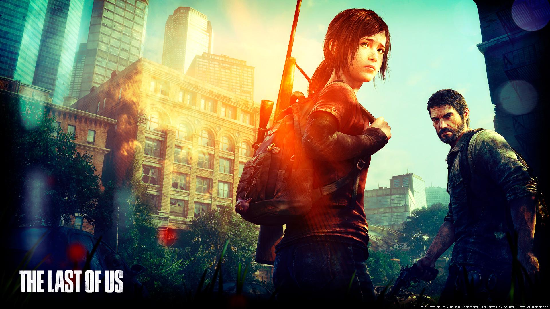 The Last of Us 1080p Wallpaper 1920x1080