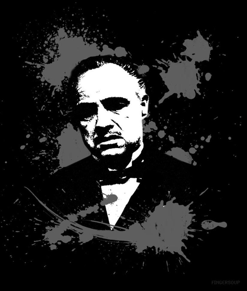 Don vito corle Vito Corleone Wallpaper Don Corleone Wallpaper 824x969