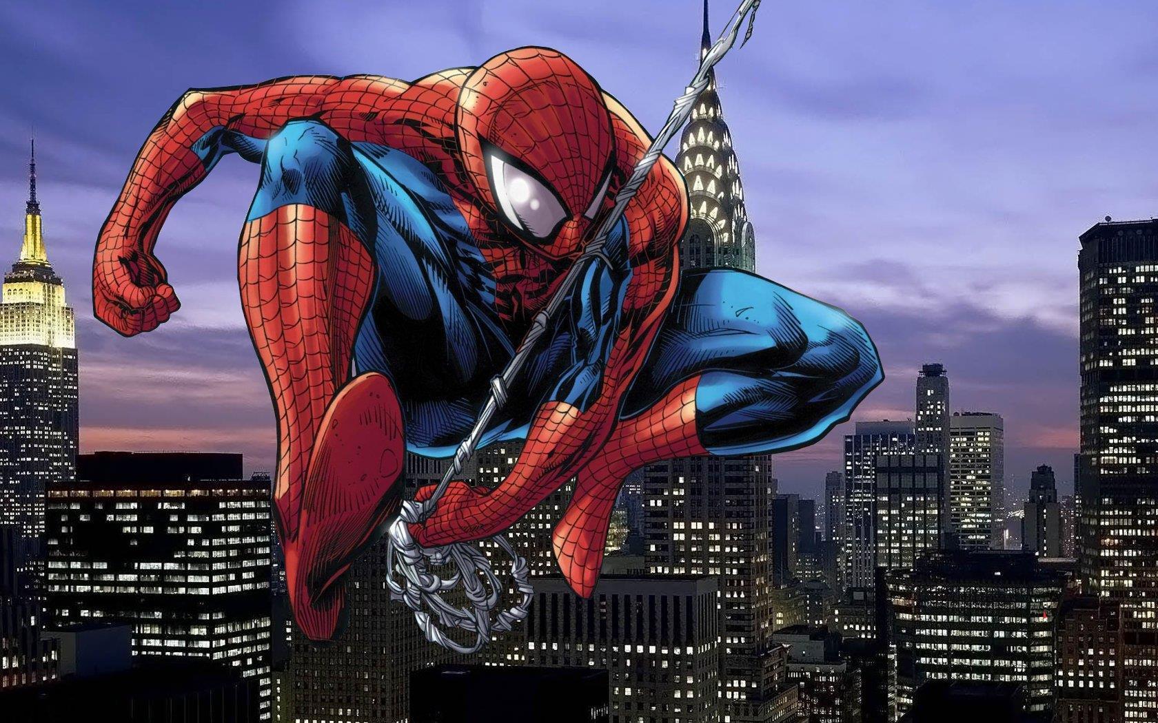Spiderman wallpapers HDwallpapers fonds dcran gratuits 1680x1050