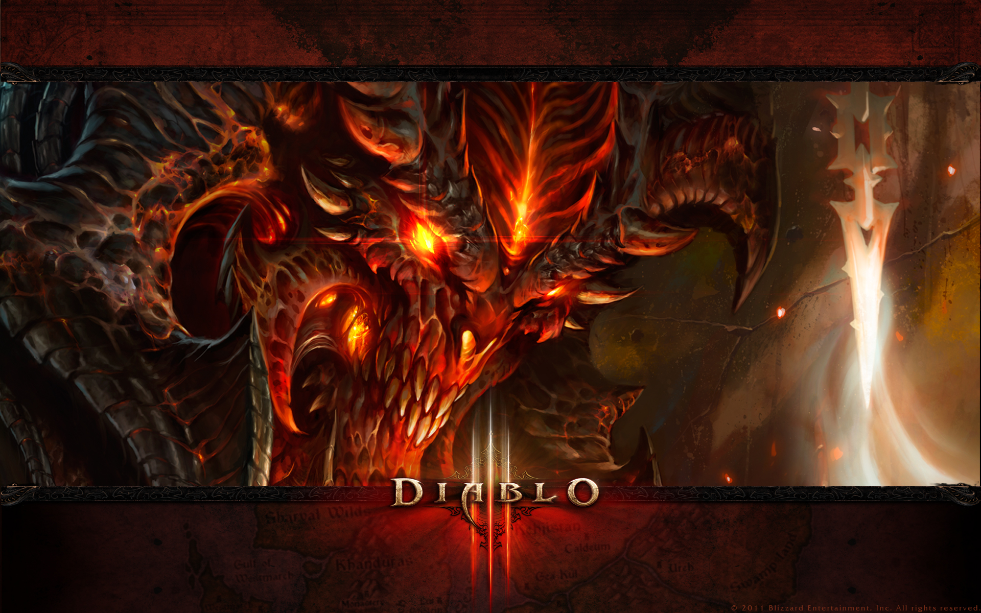 [49+] Diablo 3 Animated Wallpaper on WallpaperSafari