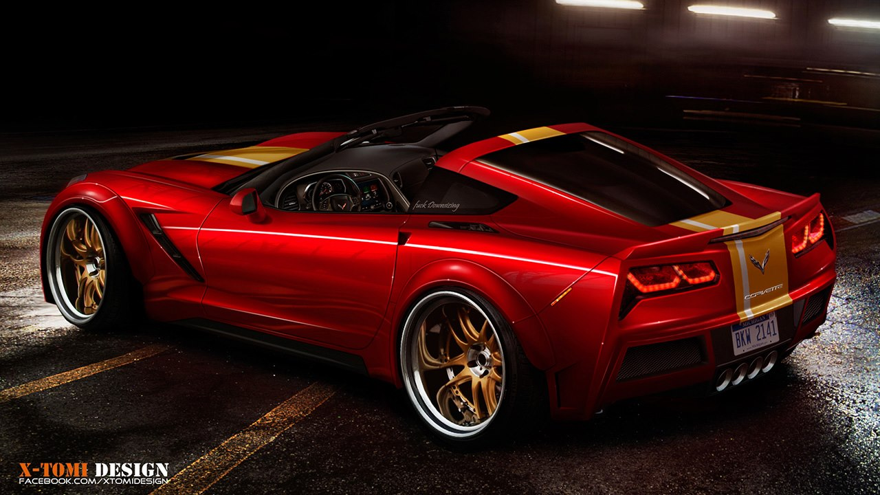 2014 corvette stingray zr1 nice desktop wallpaper download