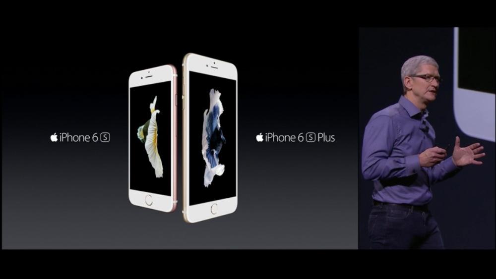 Apple debuts iPhone 6s iPhone 6s Plus 9to5Mac 1000x563