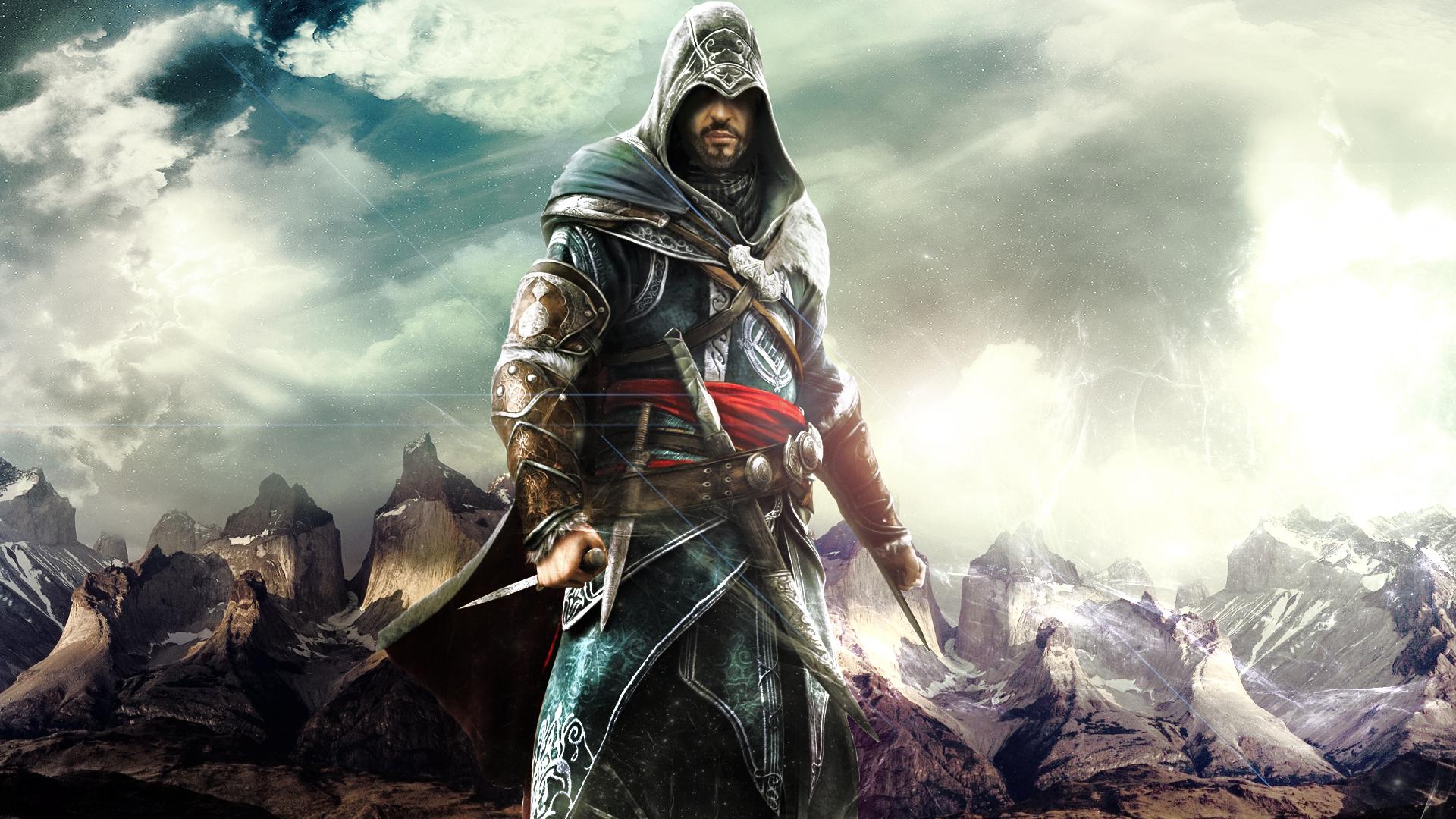 Assassins Creed Wallpaper 1080p: Assassin's Creed Wallpaper HD 1080p