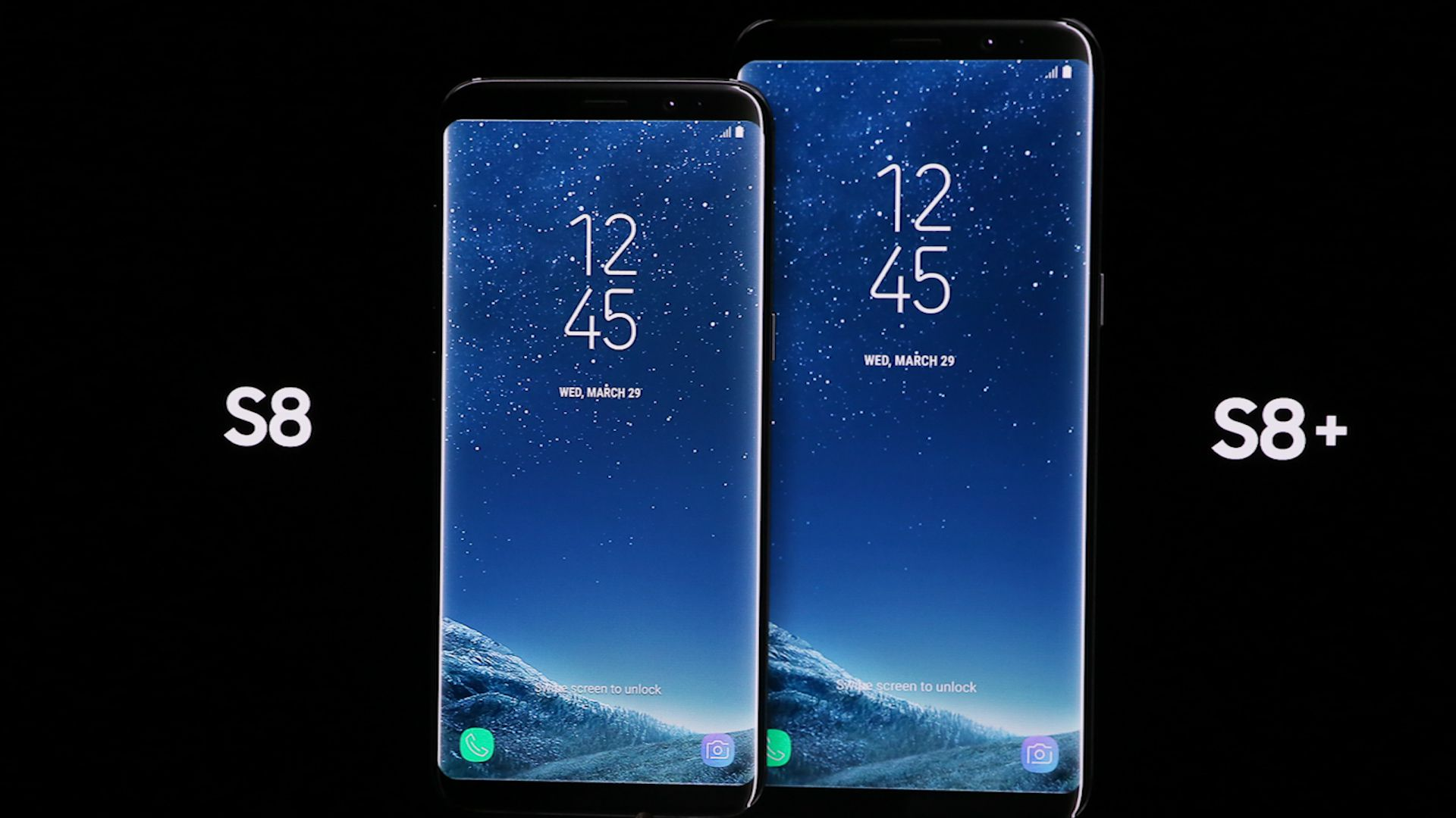 Samsung proudly shows off the Galaxy S8 and S8 Plus 1920x1080