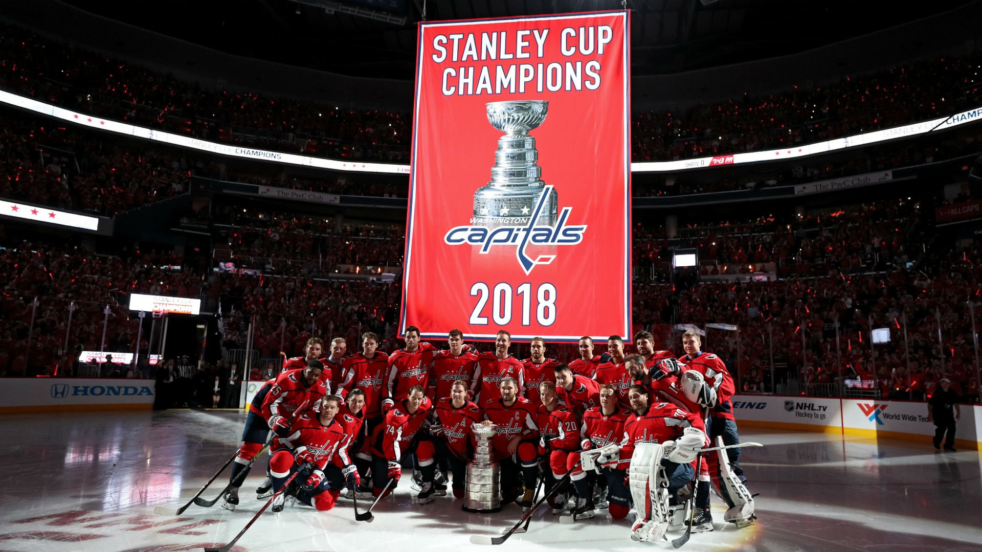 Capitals raise banner then score twice in opening 147 of new 1920x1080