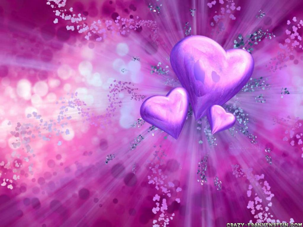 Hearts Wallpapers and Hearts Backgrounds 1024x768