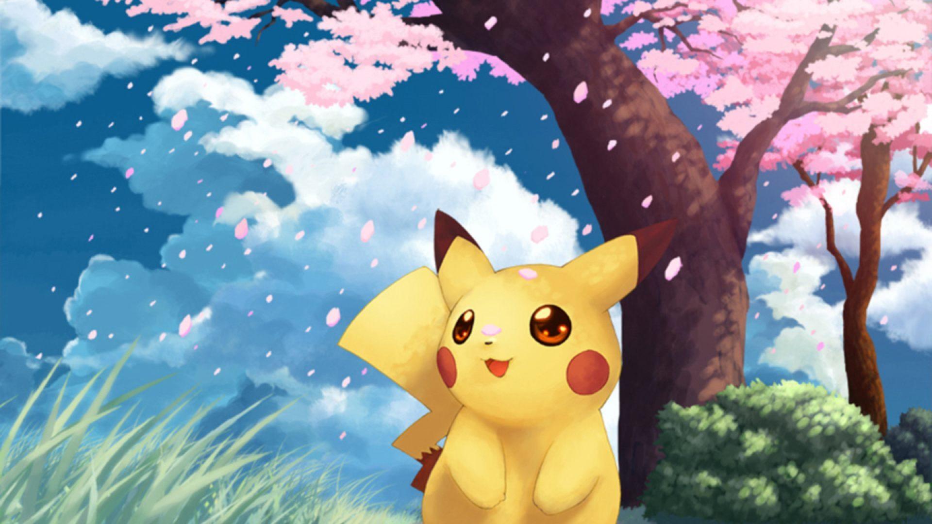 Pikachu   1920x1080 1920x1080