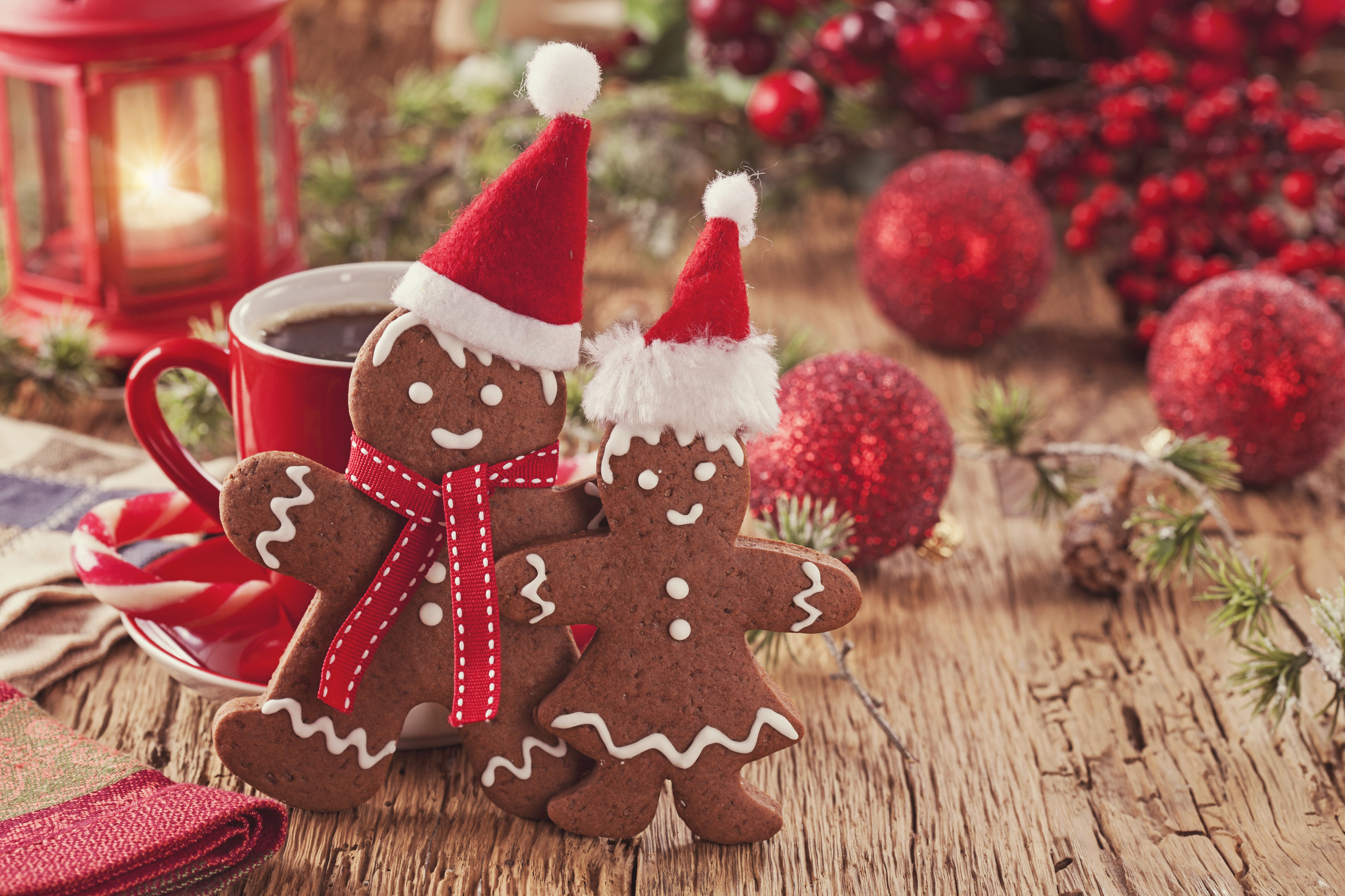 Download Christmas Food Wallpaper Gallery 5616x3744