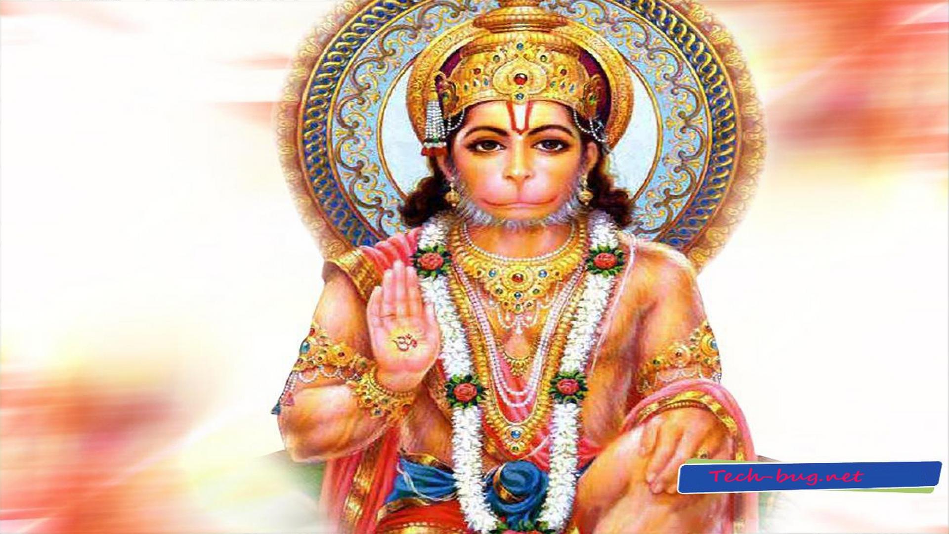 Hindu God Hanumaan Pawan Putra 1920X1080 Pixels Full HD Wallpapers 1920x1080