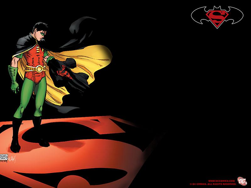 superman batman robin wallpaper animebay wallpapers 800x600
