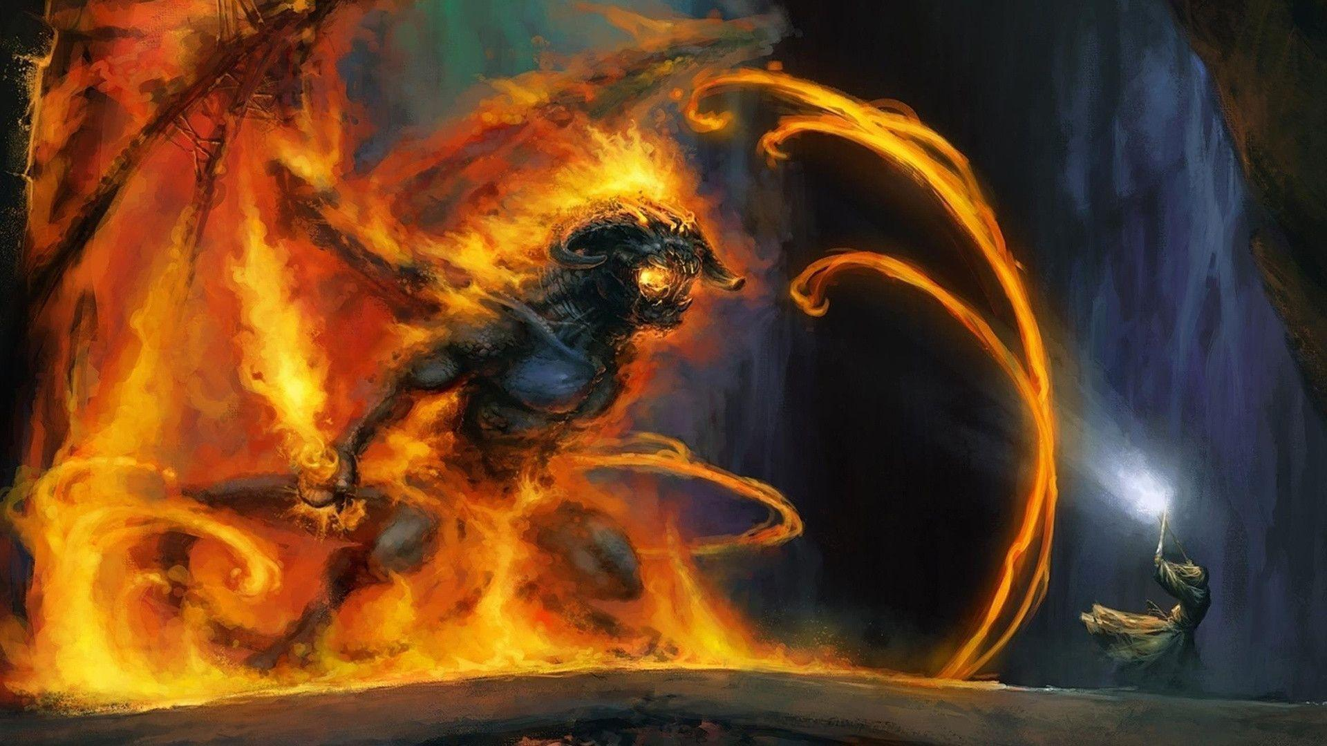 Balrog Wallpapers 1920x1080
