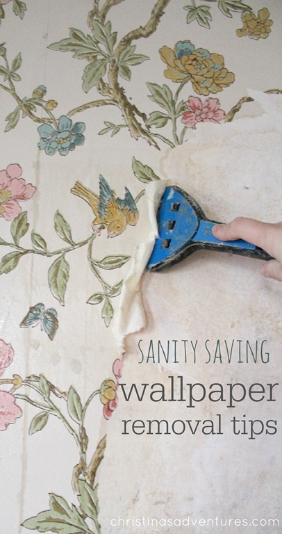 Tips for removing wallpaper from plaster walls without chemicals 406x768