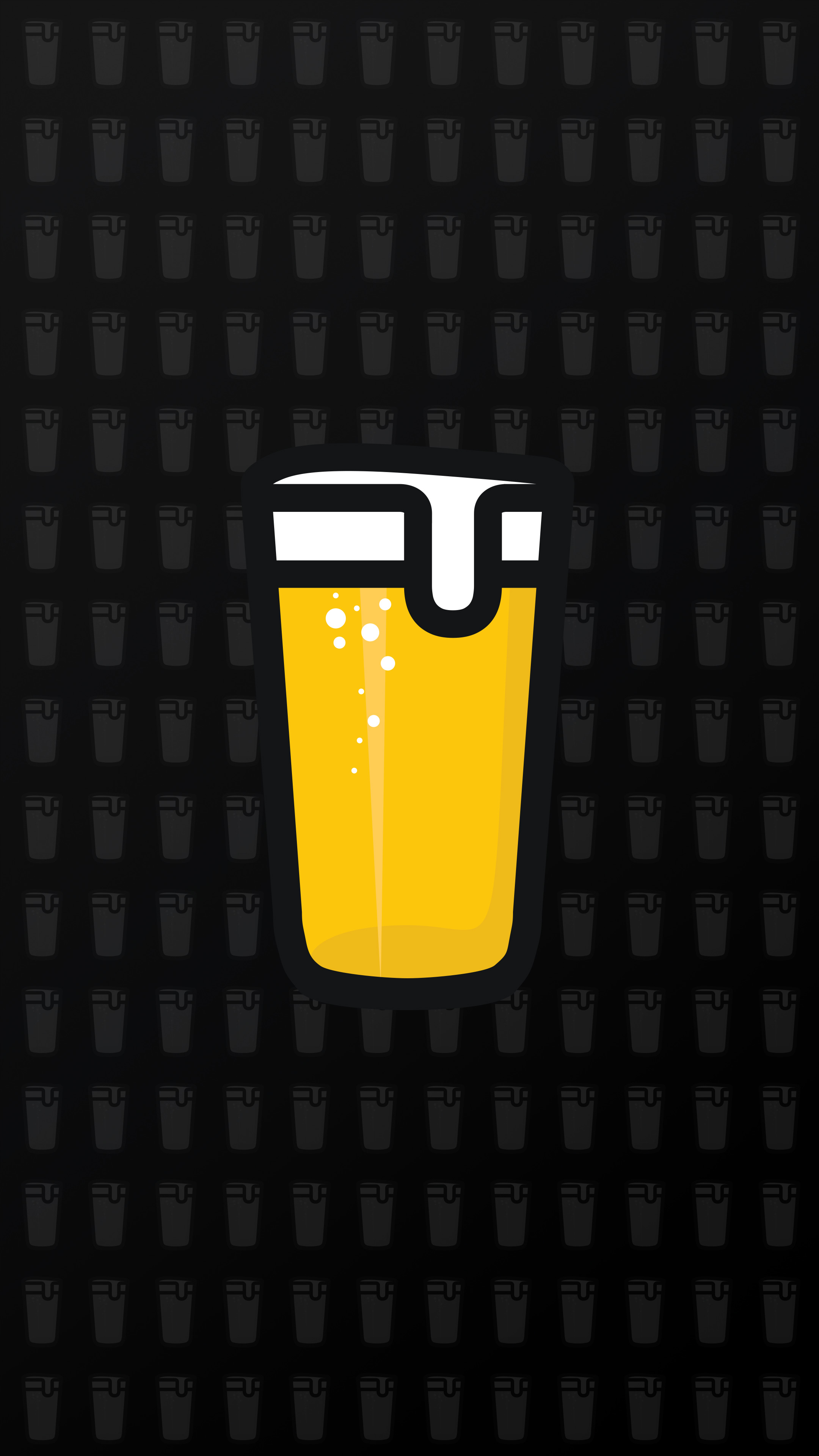 9 Beer Themed Background Wallpapers for iPhone and Android 2160x3840