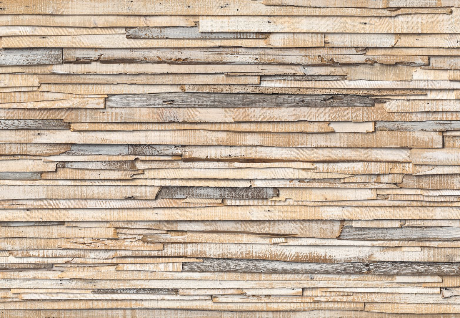 Wallpaper Whitewashed Wood Photo Wall Mural Large Size Wall Art Wooden 1564x1080