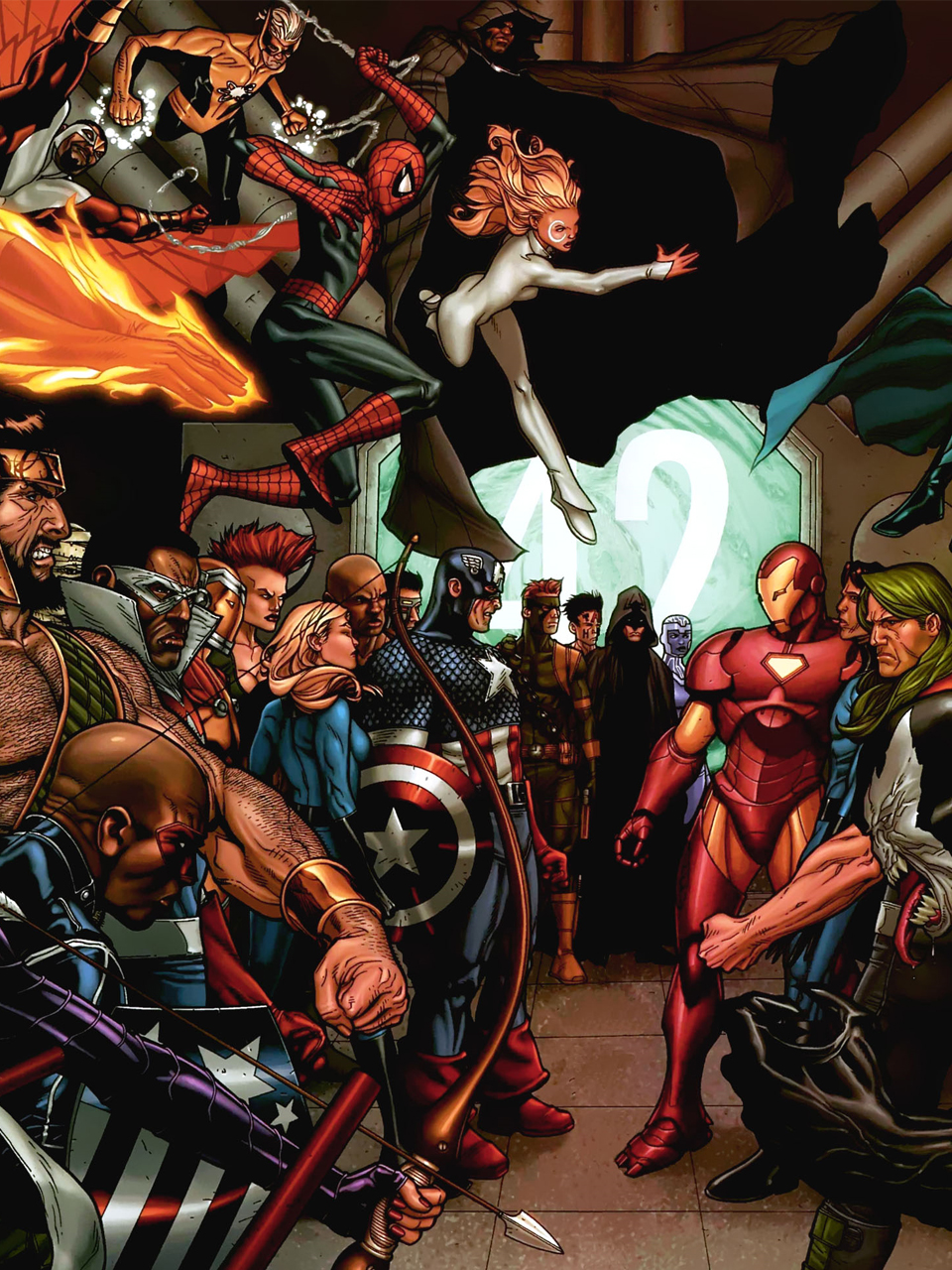 Marvel Android Wallpapers Group 57 960x1280