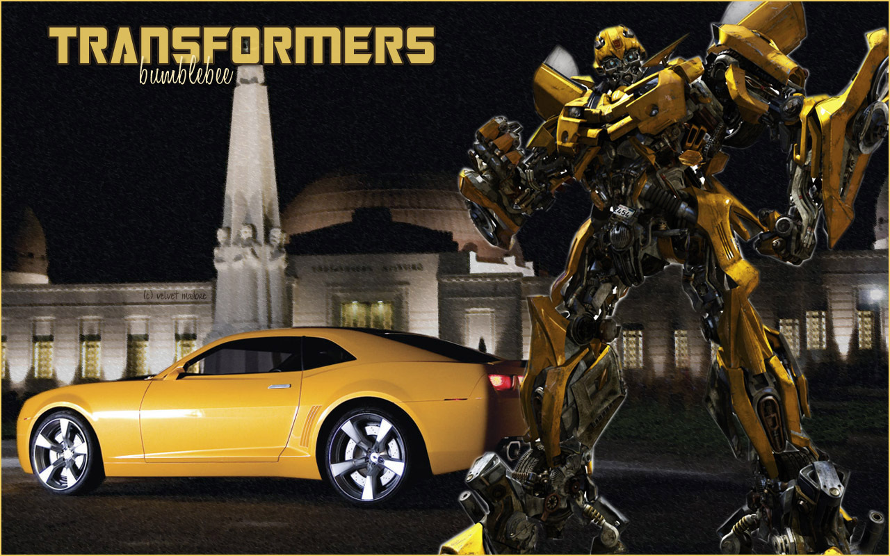 Bumblebee   Transformers Wallpaper 10217501 1280x800