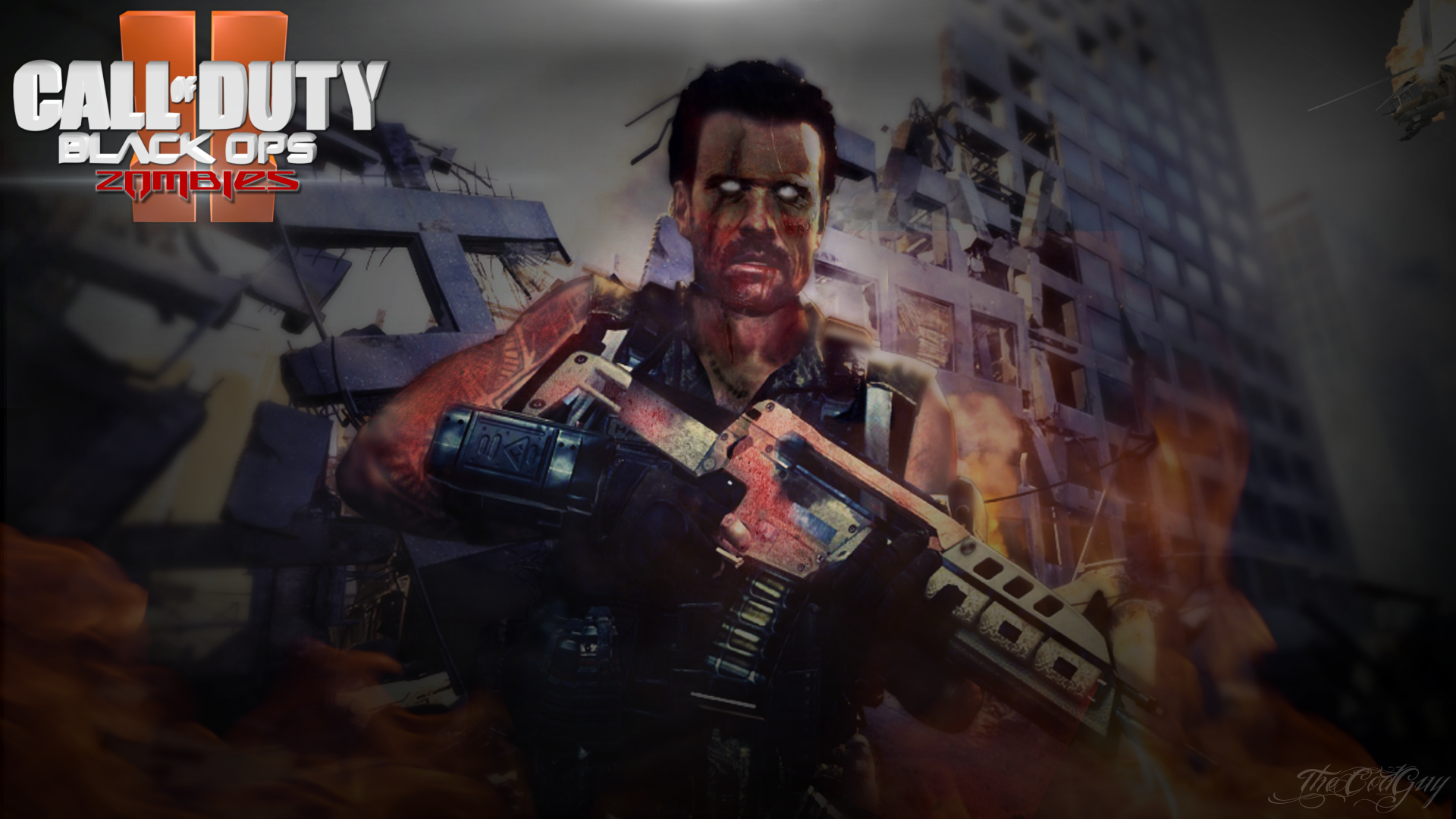 Michael Rooker as Harper The Unofficial Call of Duty Forums 1920x1080