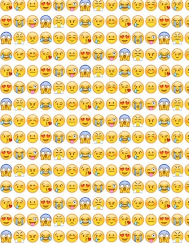 Free Download Background Backgrounds Cute Emoji Emojis Emoji