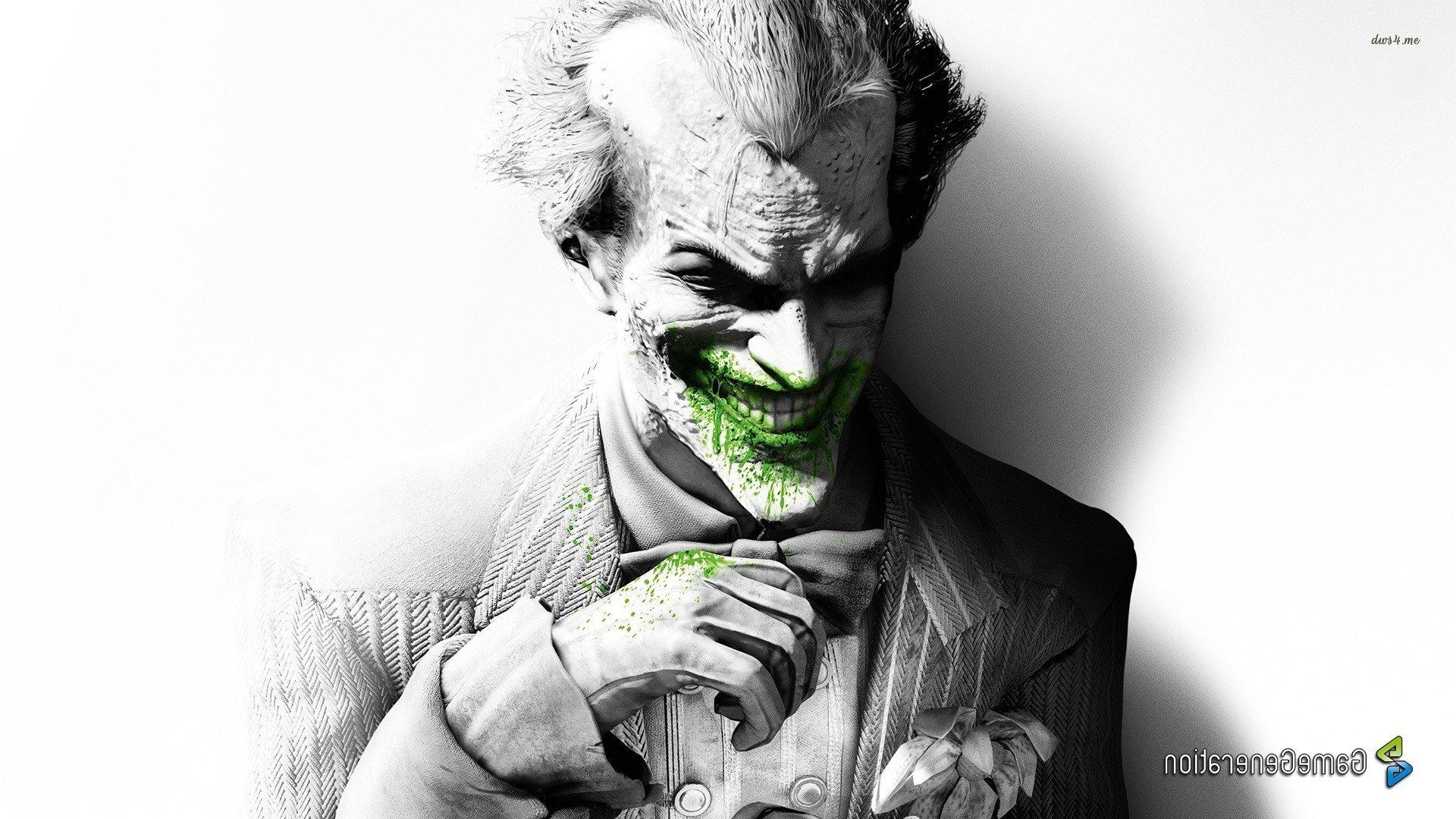 Joker   Batman Arkham City wallpaper 1280x800 Joker   Batman Arkham 1920x1080
