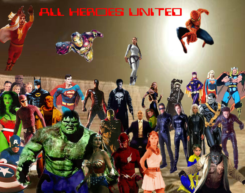 Best Wallpapers All Superhero Wallpapers 800x633