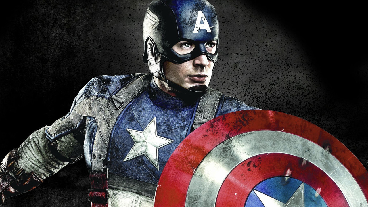 Captain america avenger wallpaper High Quality WallpapersWallpaper 1280x720