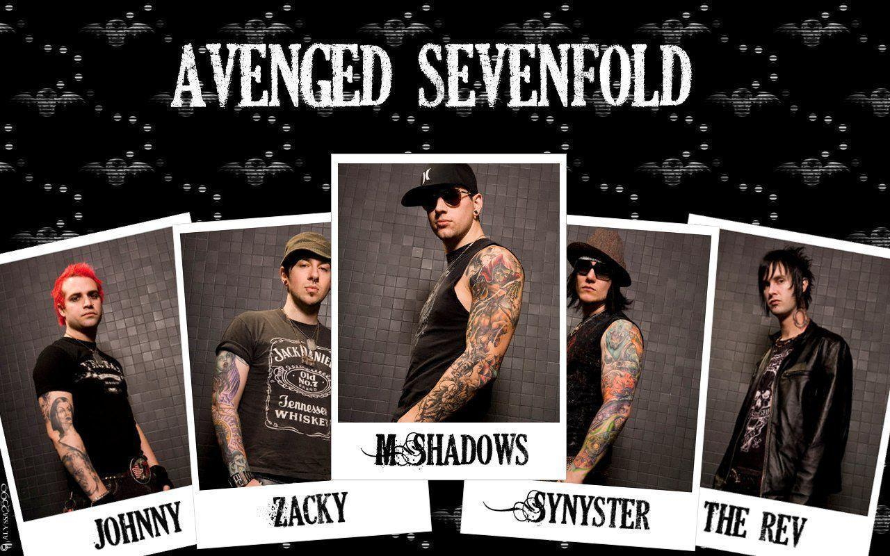 Avenged Sevenfold 2016 Wallpapers 1280x800