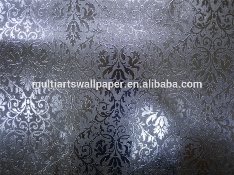 wall paper design home decor 3d wallpapers silver metallic wallpaper 800x600