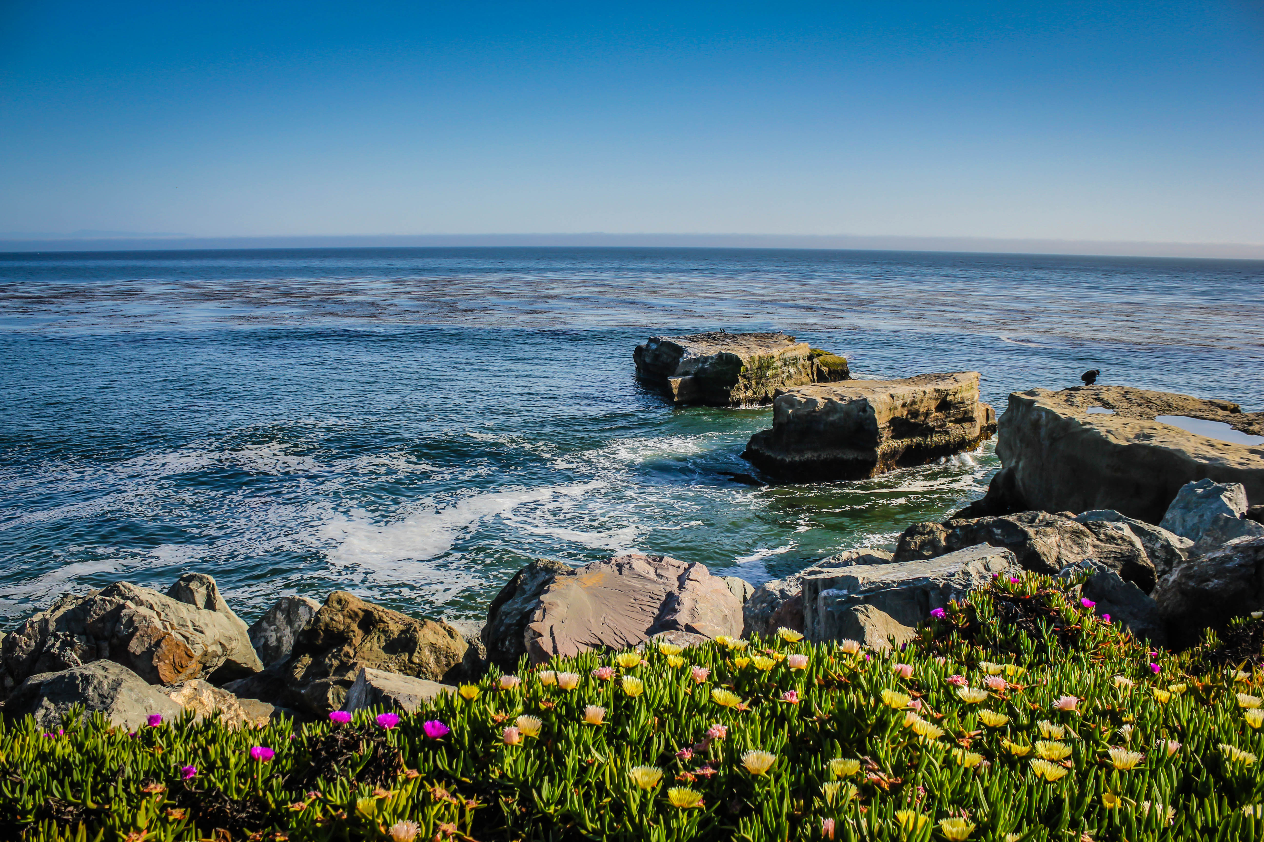 Santa Cruz ocean view wallpaperjpg 5184x3456