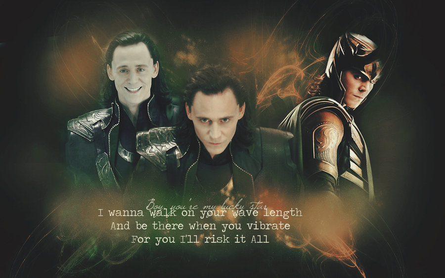 Loki Avengers Wallpaper by Nobuyuki7 900x563