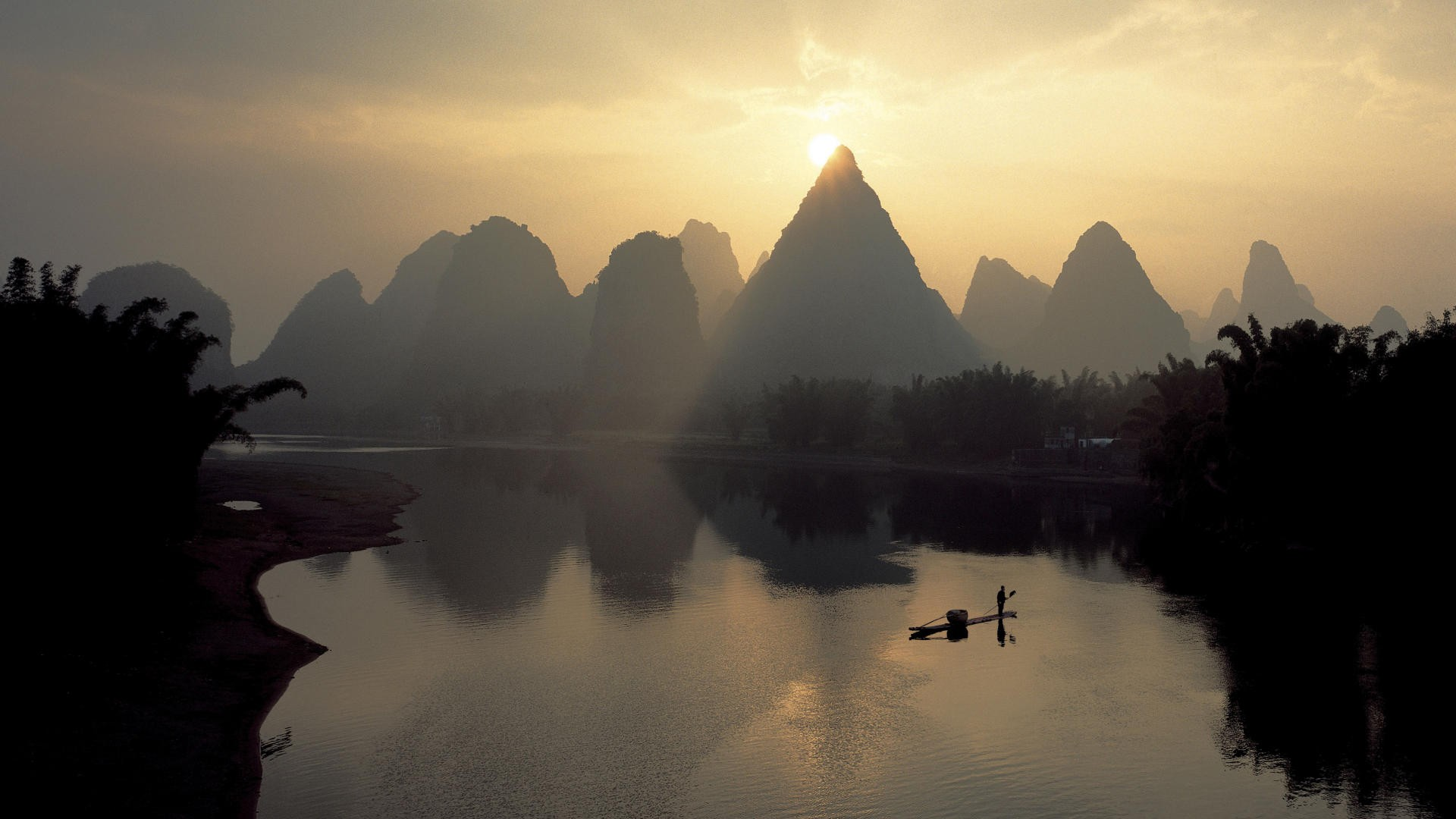 China Landscape Wallpaper - WallpaperSafari