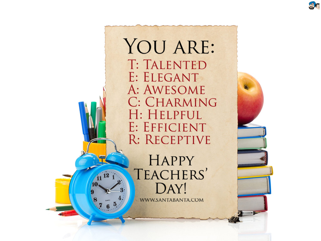 25 Classic Collections OF Teacher Appreciation Day PicsHunger 1024x768