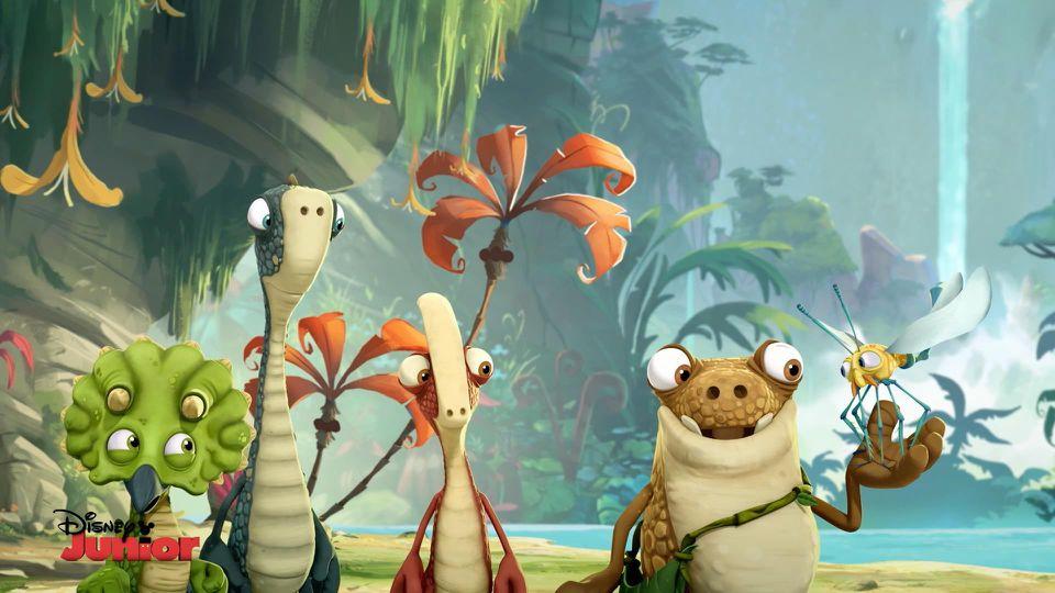 Gigantosaurus Is New Disney Show For Preschoolers That Teaches 960x540