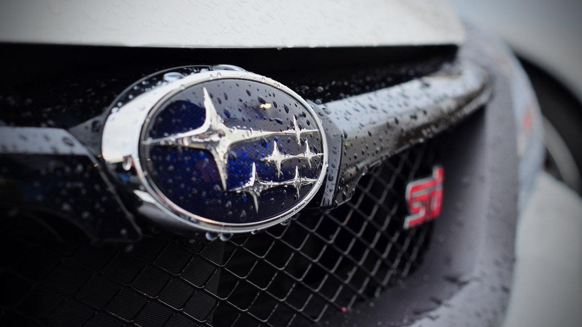 Subaru STI Badge by JeffBelfi 1191x670