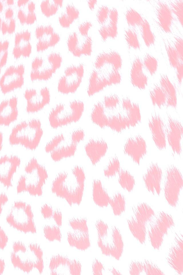 46 Pink Leopard Print Wallpaper On Wallpapersafari