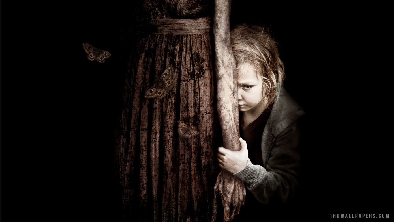 Mama Horror Movie HD Wallpaper - iHD Wallpapers