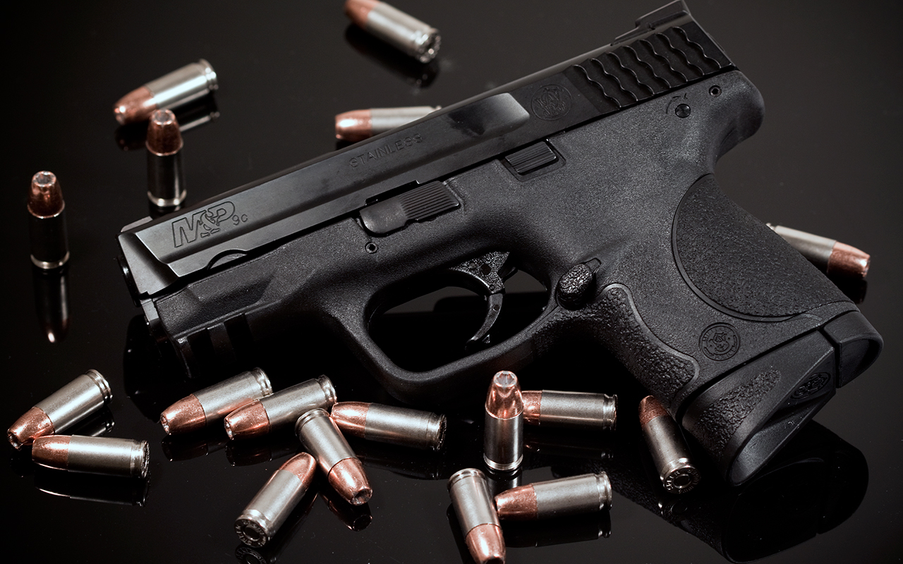 Ideal Handguns for Concealed Carry from SW 1280x800