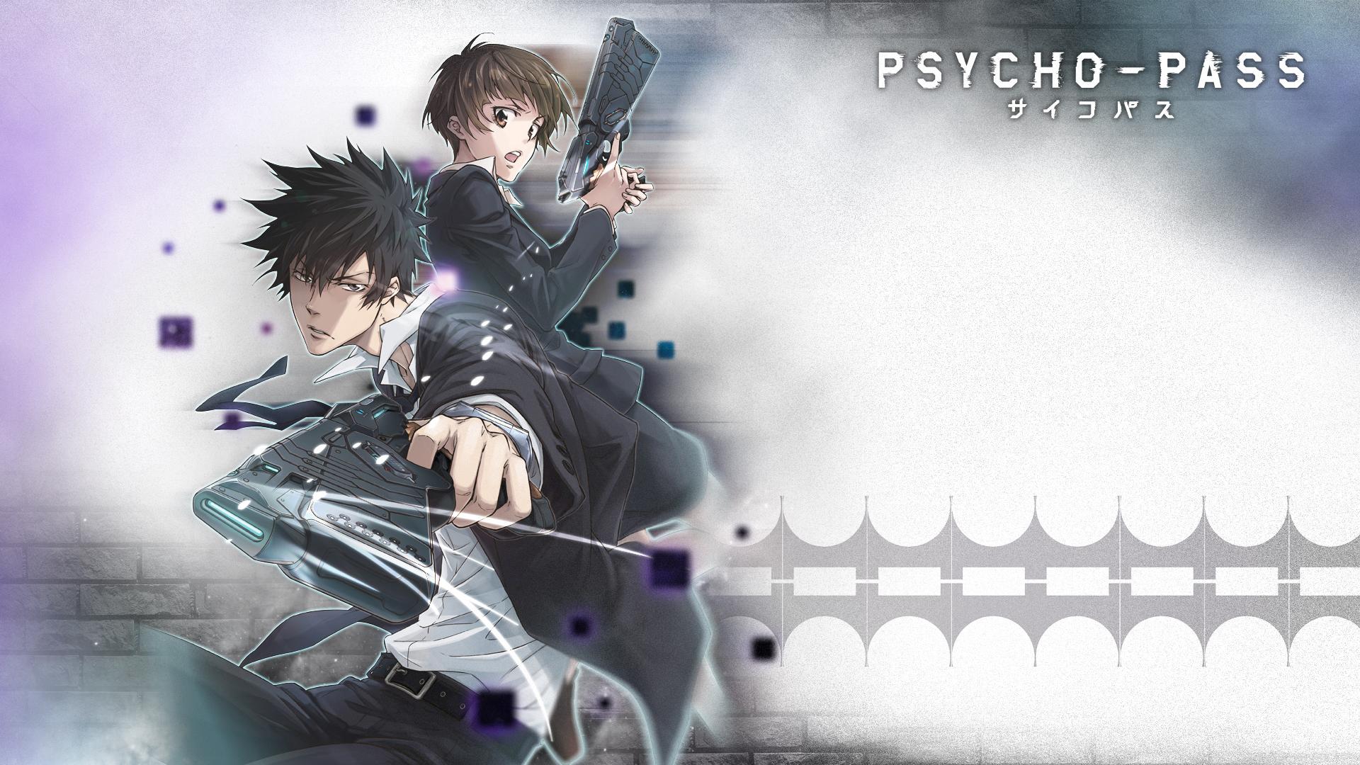 Psycho Pass   Dream Team Computer Wallpapers Desktop Backgrounds 1920x1080