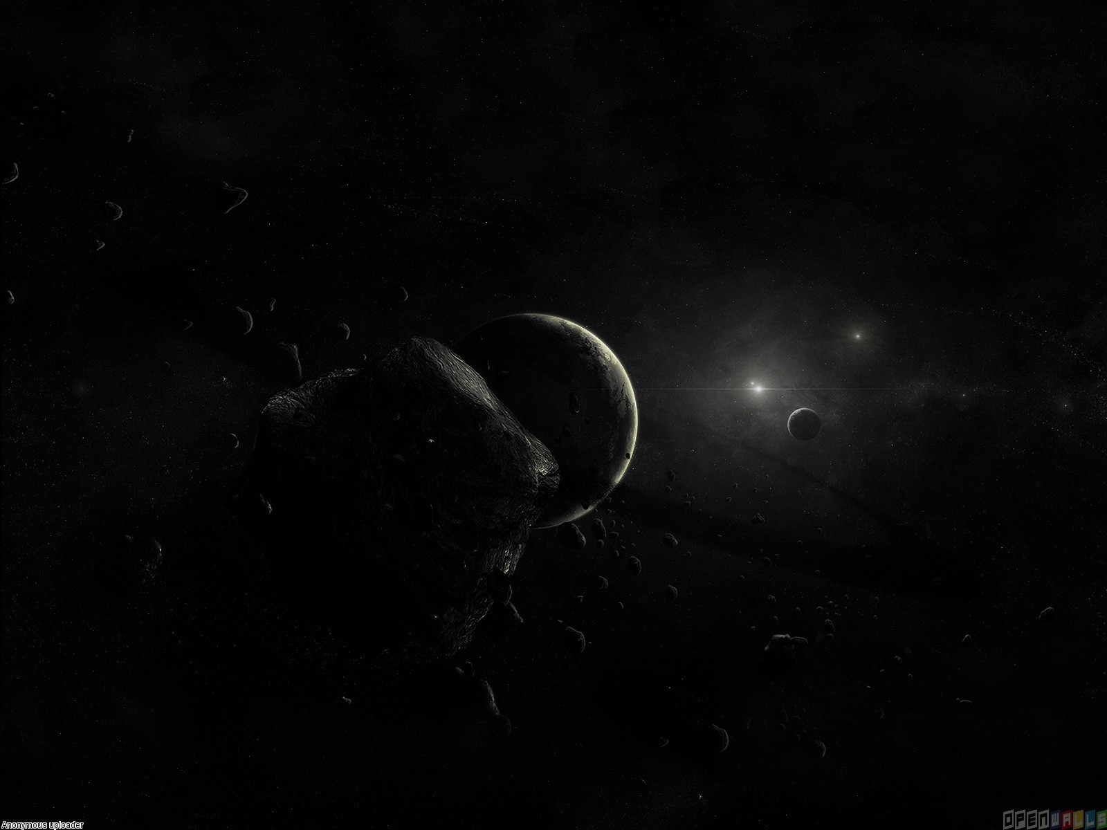 Dark space wallpaper 14447   Open Walls 1600x1200