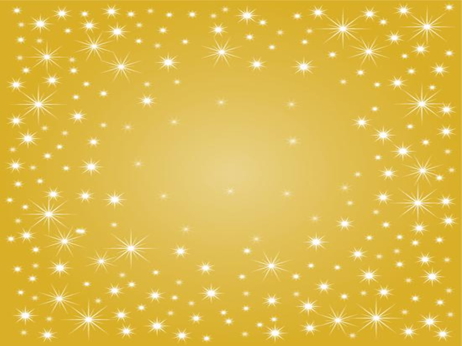 Powerpoint Template Gold Sparkle Background by MissPowerPoint 1500x1125
